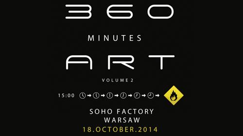 360 minutes art volume 2