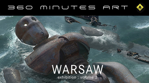 Warsaw exhibtion : Sold out!